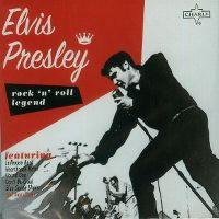 Cover Elvis Presley - Rock 'n' Roll Legend [2011]